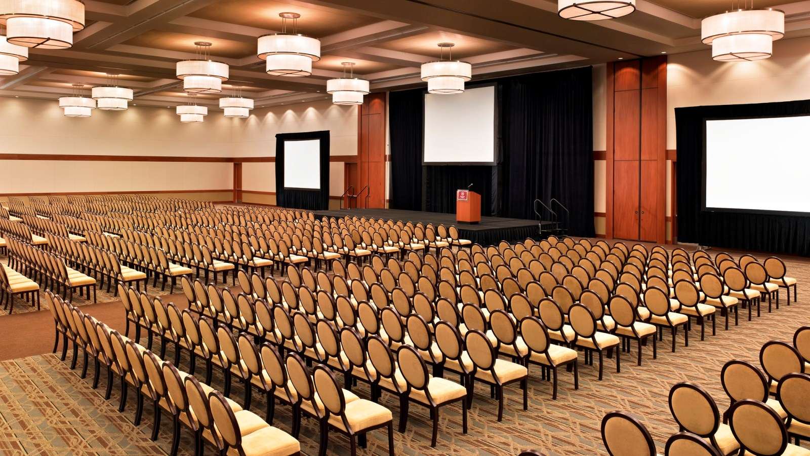 Pomona Meeting Venue -  California Ballroom