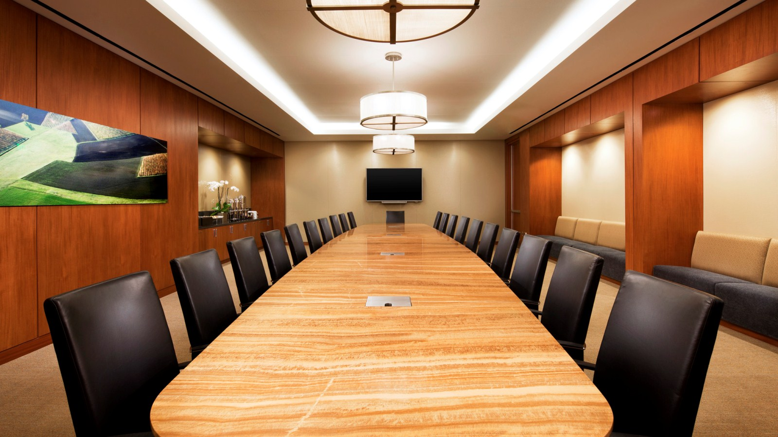 Pomona Meeting Venue -  Boardroom