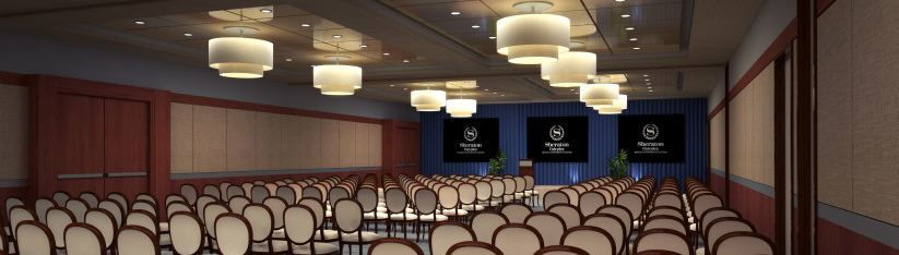 Sheraton Fairplex Hotel & Conference Center- Technology